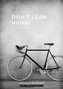 Artivelo BikeDock Dont Lean Hang