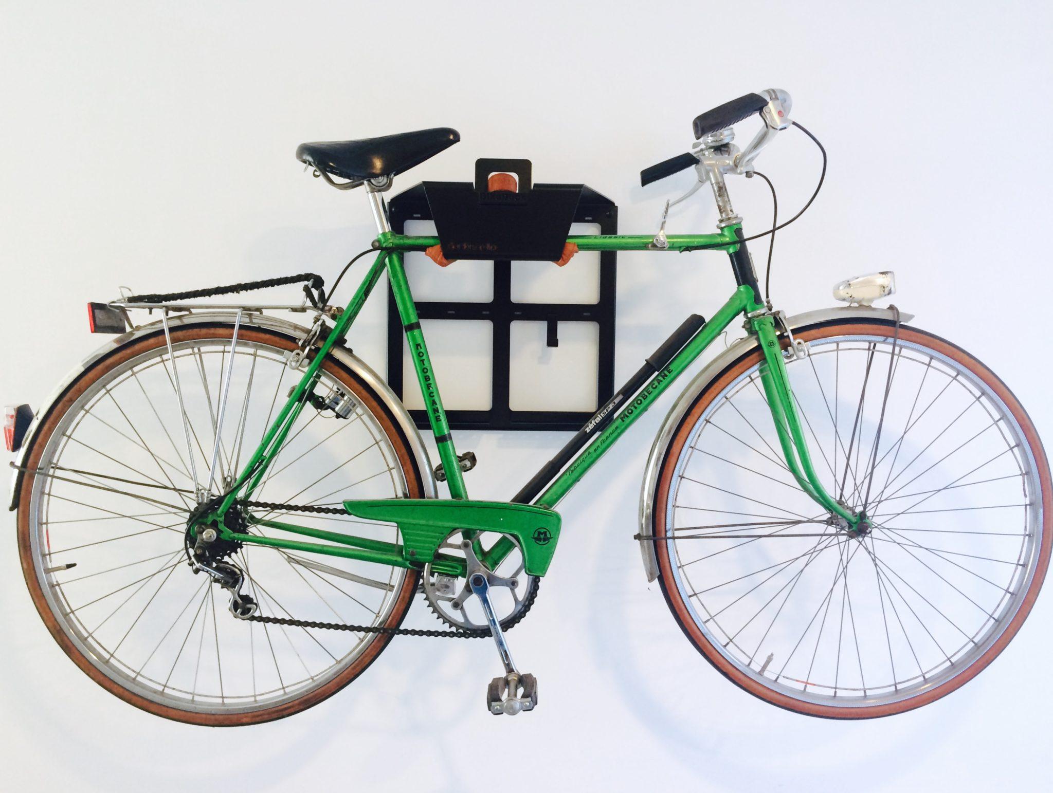 Super Bike Rack Solution for an Apartment - Artivelo - English KK12