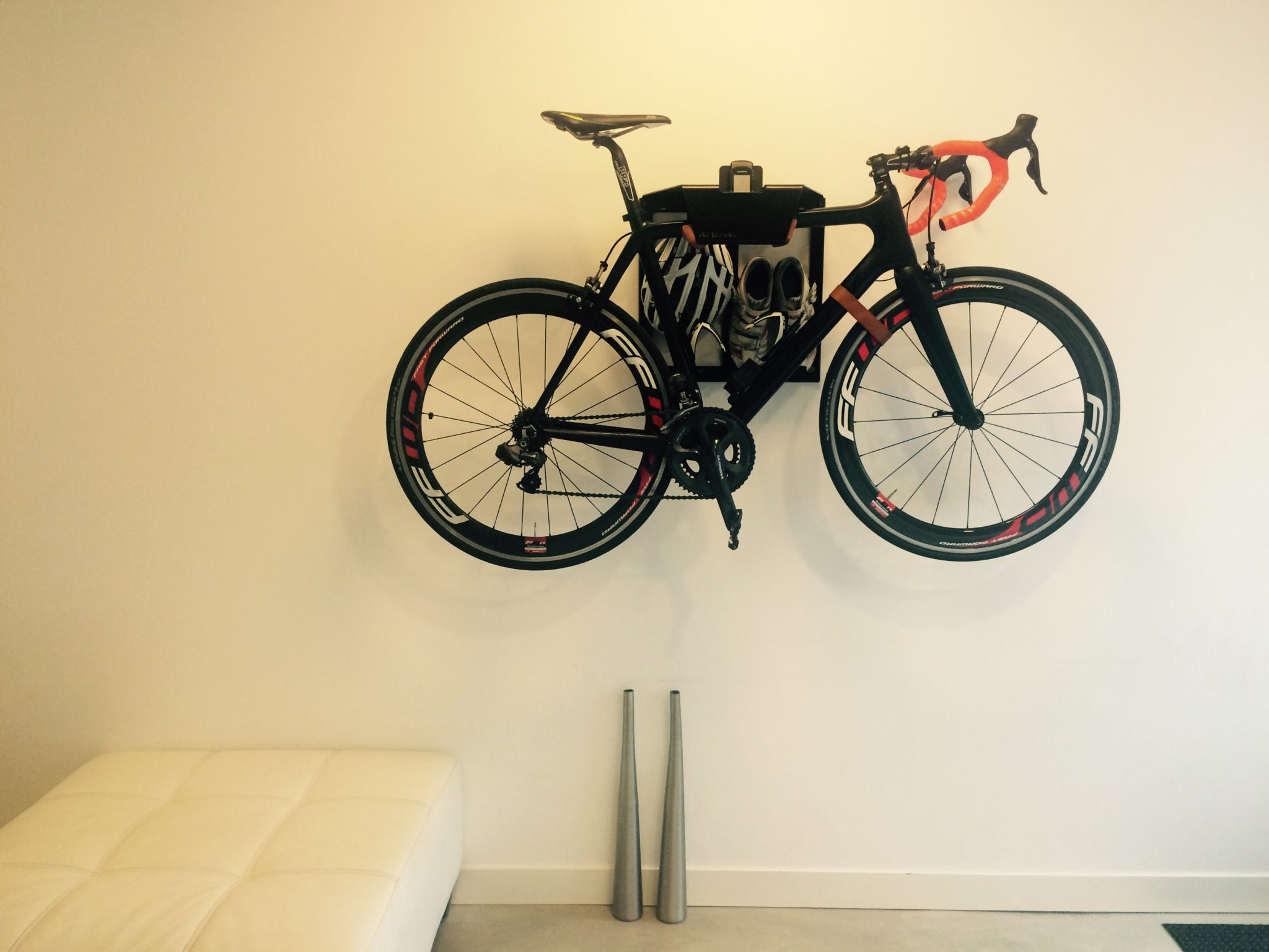 Bike Storage Solution Oscar Artivelo BikeDock