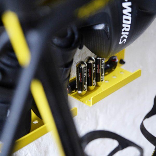 stylish road bike wall stand