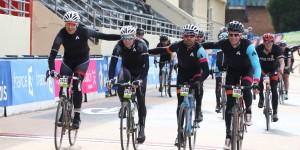 paris roubaix challenge Team Artivelo Jean Stablinski Velodrome