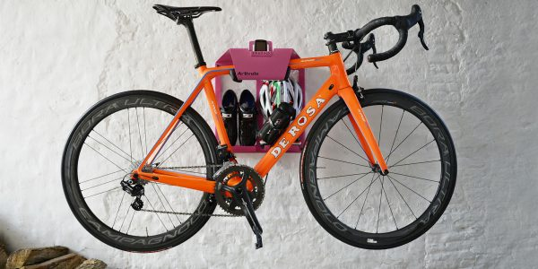 bicycle wall bracket