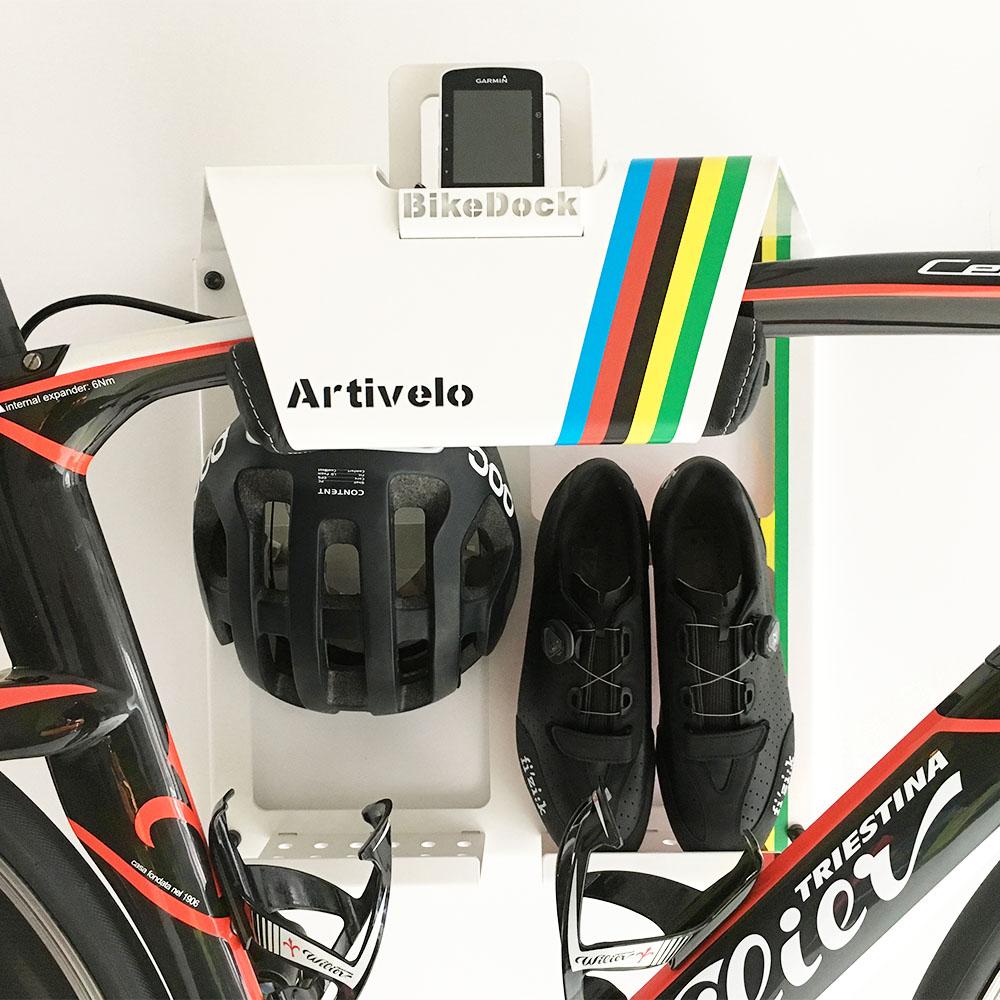 Artivelo Bike Storage World Ch&ion & Artivelo Bike Storage World Champion - Artivelo - English