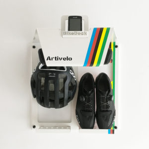 artivelo-bikedock-loft-world-champion-poc-fizik-fiets-ophangsysteem-racefiets-ophangen-muur-muurbeugel-wall-mount-bike-storage-bicycle-wall-bracket-bike-hanger-road-bike-hang-wall