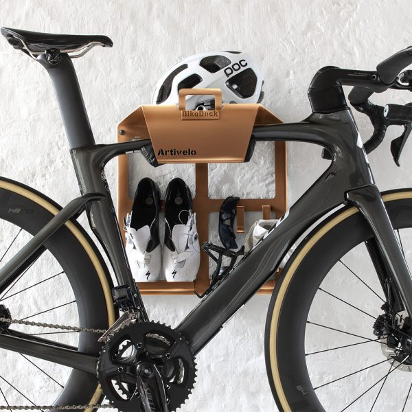 stylish bike wall mount