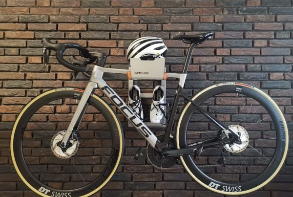 bike brick wall mount