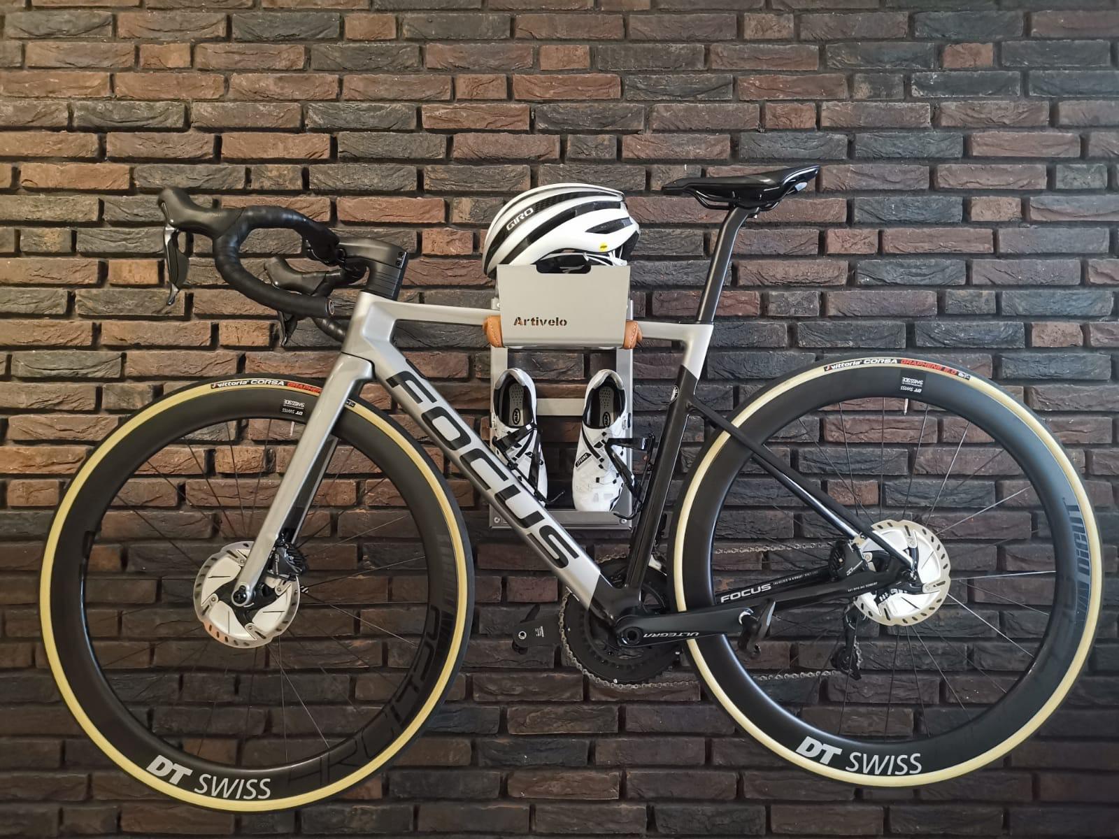 bike brick wall mount