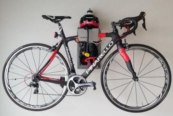 Bike hanging system