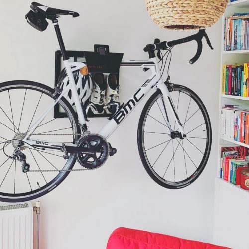 appartement bike rack