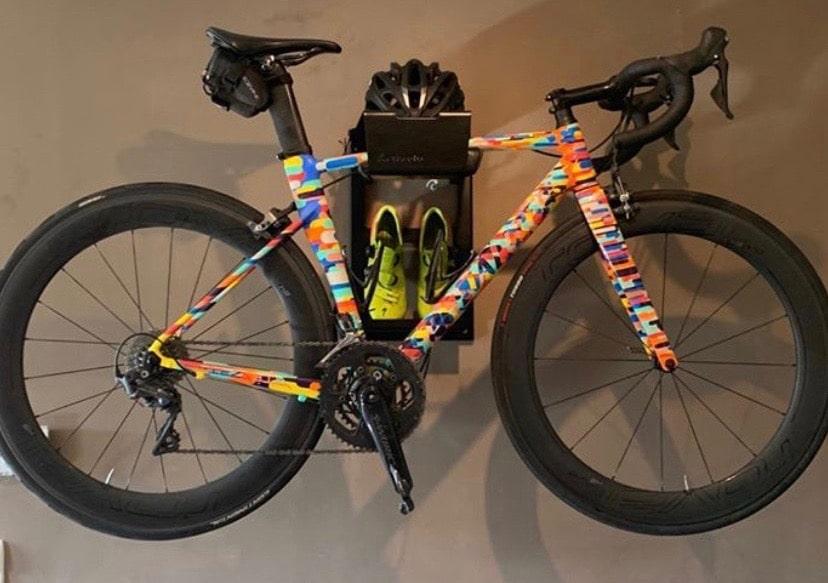Storage your trail racing bike