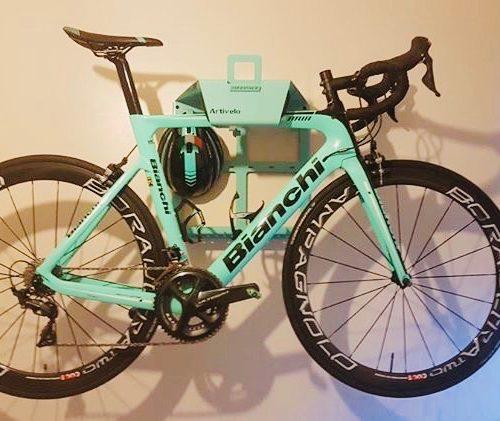 Bianchi bike storage