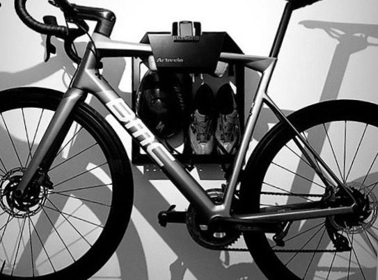 BMC bike storage