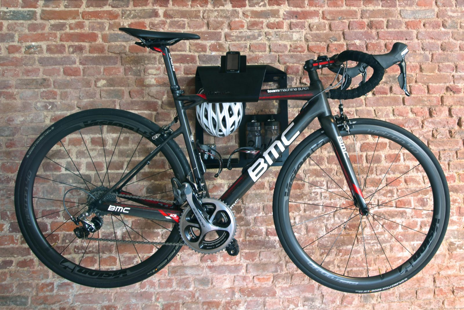Loft Black fietsophangsysteem