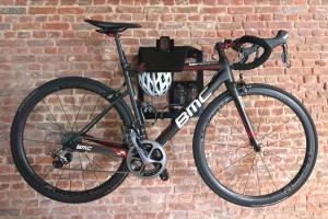 Stijlvol Artivelo BikeDock Loft Black fietsophangsysteem fiets hanger Fiets Wall Mount Fiets muurbeugel fiets ophangsysteem racefiets ophangen muur fietssteun fietshouder wandhouder fietssteun kleine ruimte BMC