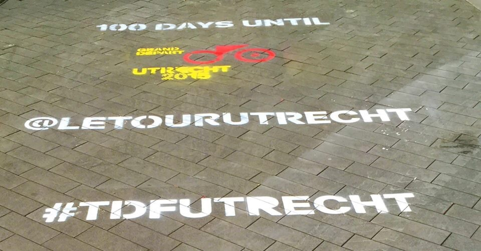 100 days until Le Tour Utrecht