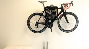 BikeDock in de garage