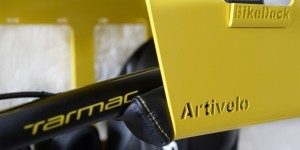 Artivelo Bikedock Tour de France Limited Edition Detail