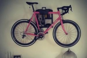 BikeDock in de Woonkamer