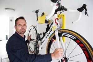 Oscar Verheul Orica Green Edge Het Kontakt Artivelo BikeDock