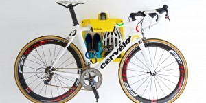 ophangsysteem Artivelo BikeDock Loft Cervelo Olympic Edition S3 fiets ophangen fiets ophangsysteem racefiets ophangen muur racefiets ophangsysteem muur