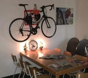 2RIDE.nl oranje Artivelo BikeDock Loft