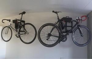 BikeDocks Loft aan de muur