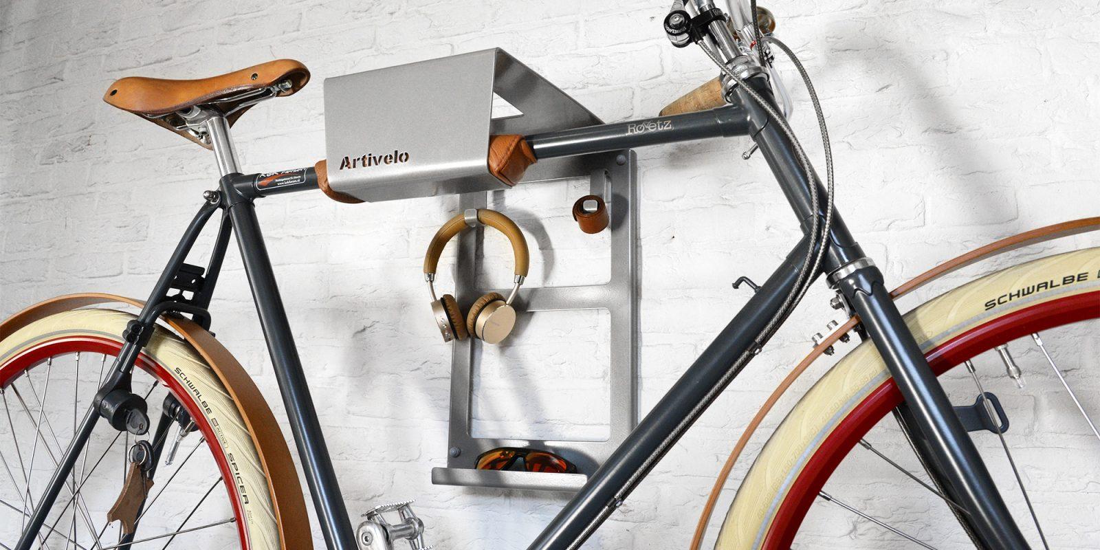 De nieuwe Artivelo BikeDock Urban is verkrijgbaar