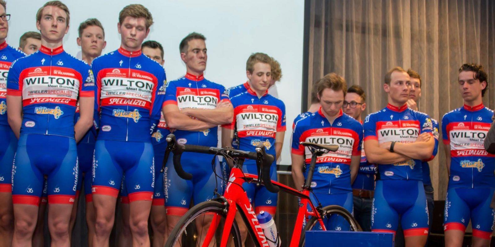 Cycling Teams UWTC de Volharding 2016