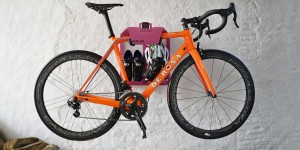 Artivelo BikeDock Rosa Bike Wallmount Fiets ophangsysteem De Rosa King XS