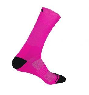 Roze Wielrensokken