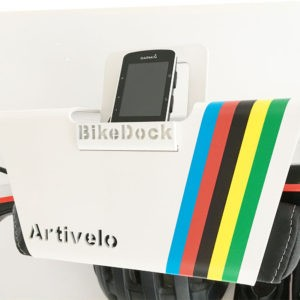 bikedock-Artivelo ophangsysteem-garmin-fiets-ophangsysteem-racefiets-ophangen-muur-muurbeugel-wall-mount-bike-storage-bicycle-wall-bracket-bike-hanger-road-bike-hang-wall
