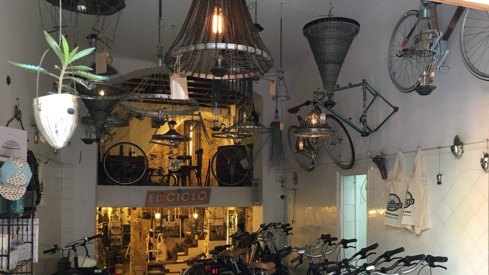 El Ciclo Barcelona meer dan fietsenwinkel