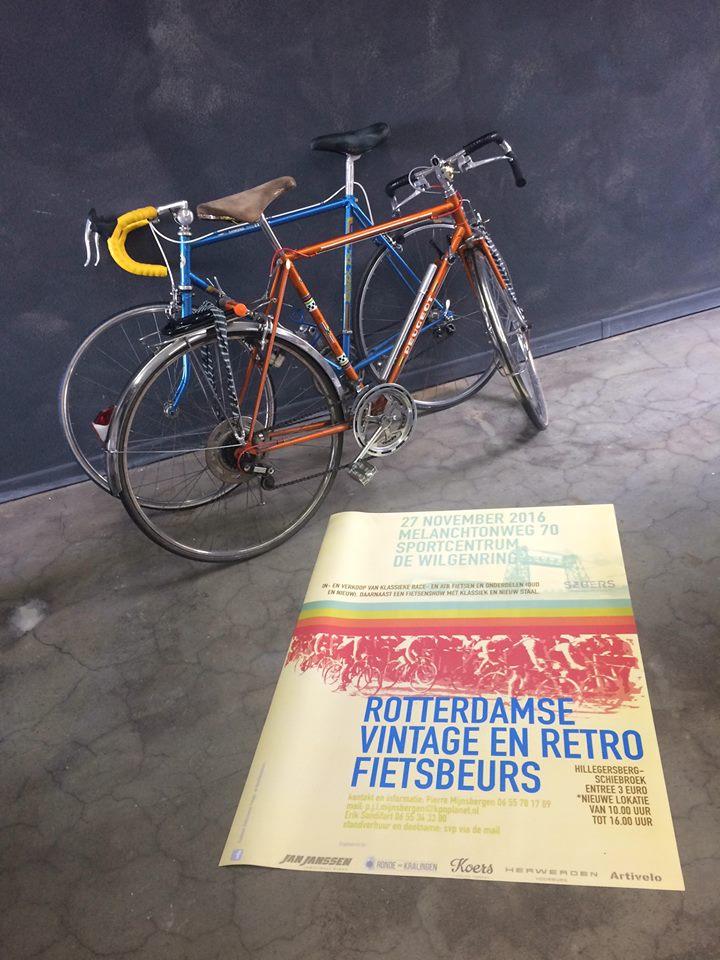 Rotterdamse Vintage en Retro Fietsbeurs