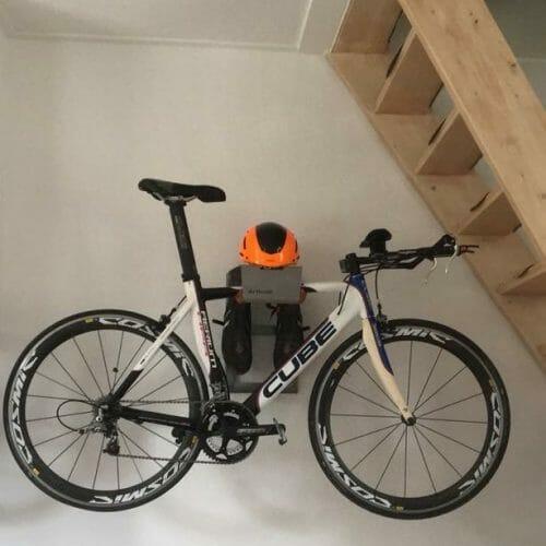 fiets ophangsystemen in huis
