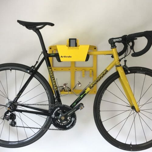 Racefiets ophangbeugel