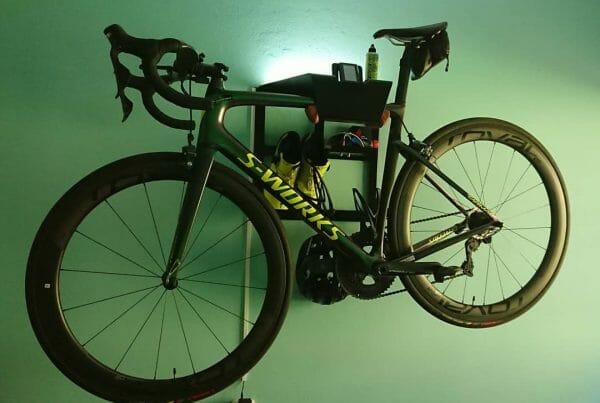 Wandbeugel fiets