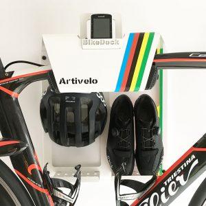 Ophangsysteem voor je racefiets met in wereldkampioen uitvoering