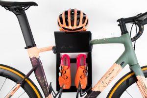 bikedock ophangsysteem