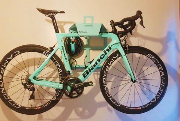 Ophangsysteem voor je Bianchi racefiets