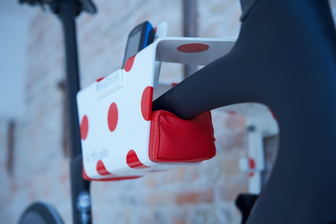 Winactie Tour de France: win een Loft BikeDock Polka Dot LTD Edition