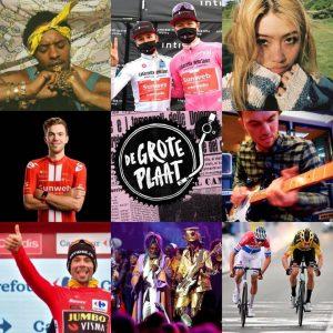De grote plaat - podcast wielrennen