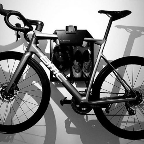 bmc fiets ophangen