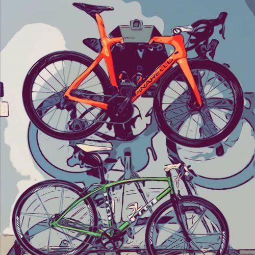 Veilig je racefiets opbergen in huis