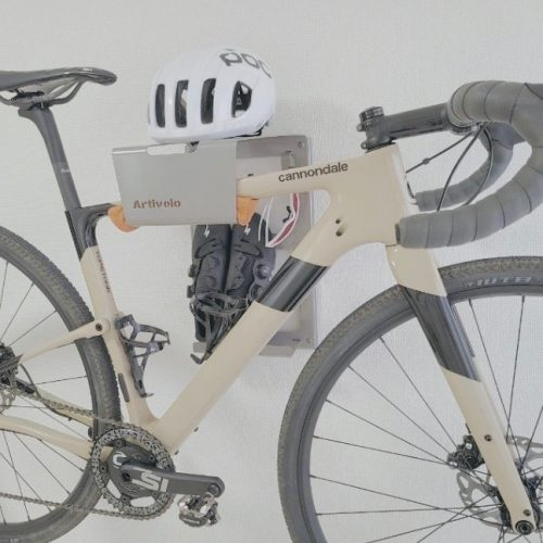 Ophangsysteem Cannondale racefiets